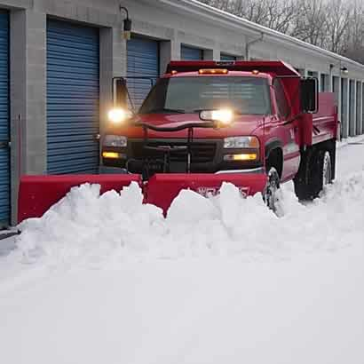 Commercial Snow Removal Services by M&M Tree Care in Milwaukee, WI
