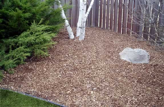 Mulch Delivery by M&M Tree Care in Milwaukee, WI