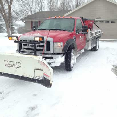 Residential Snow Removal Services by M&M Tree Care in Milwaukee, WI
