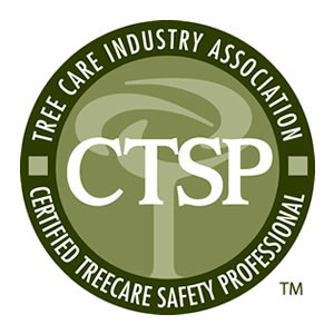 Certified Treecare Safety Professional (CTSP) logo