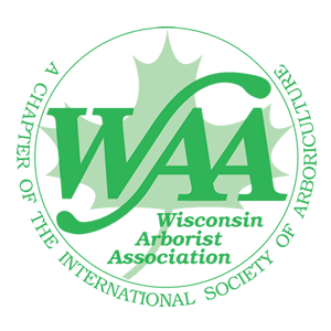 Wisconsin Arborist Association (WAA) logo